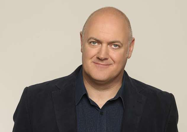 Dara O'Briain supported Cycle for Soph