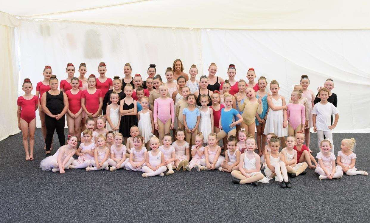 The Amy-Leigh Academy of Dance at its second anniversary show (3110323)