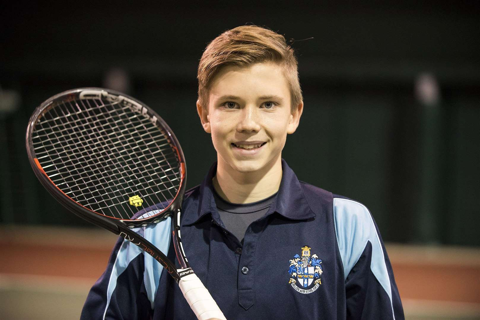 LOCAL INTERESTS: Harry Wendelken is a Culford School pupil from Horseheath