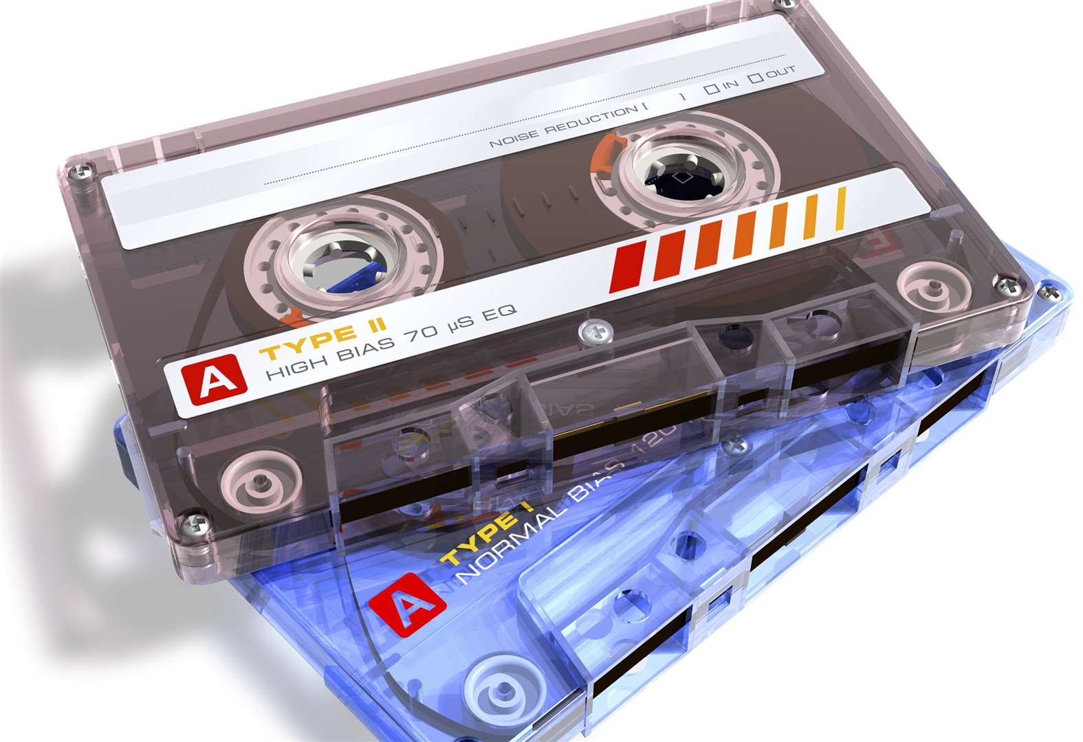 The cassette - which apparently is making a comeback - was the Spotify of its day