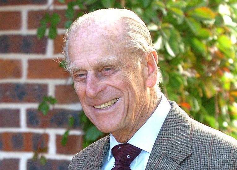 HRH Prince Philip, Duke of Edinburgh