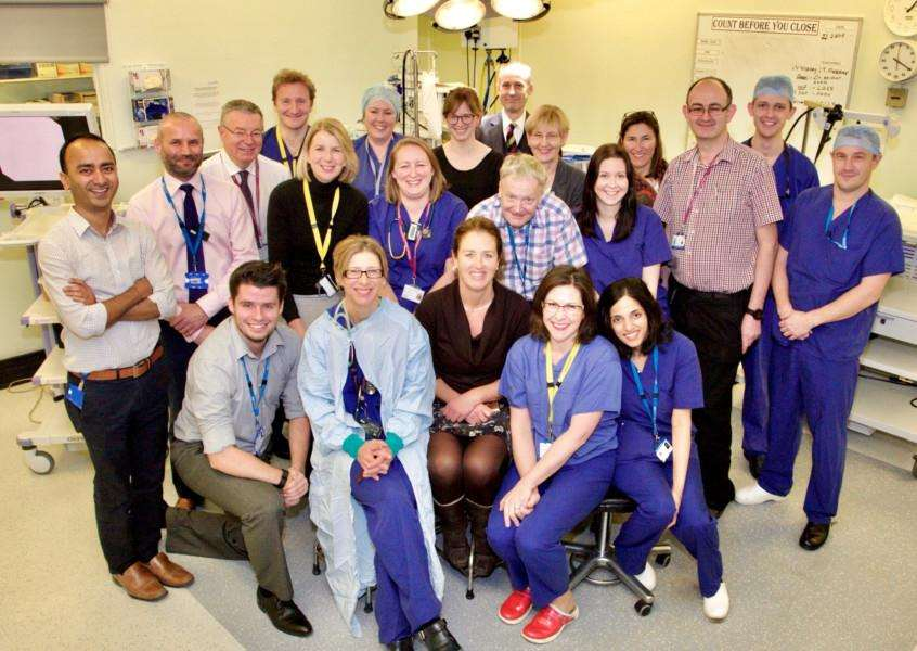 The West Suffolk NHS Foundation Trust anaesthetic team has been shortlisted for the Anaesthesia Team of the Year in the British Medical Journal (BMJ) awards 2017