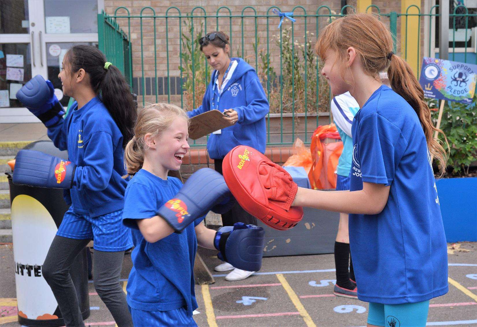 All Saints Primary, Nkt sports day (3200087)
