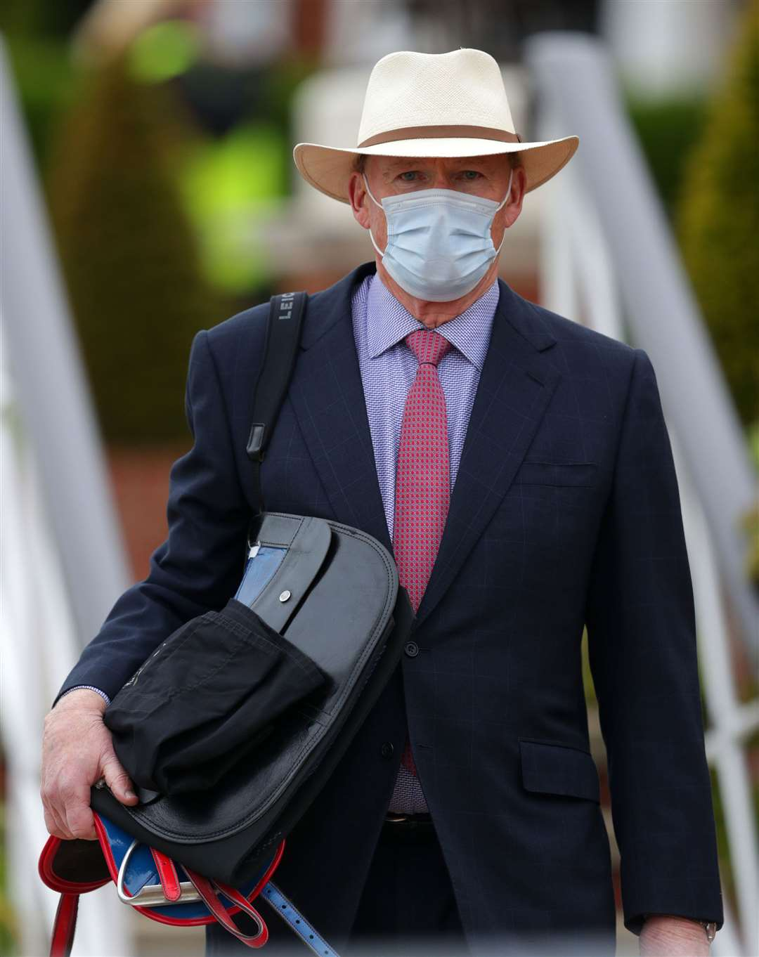 Enable's trainer John Gosden. Picture: David Davies