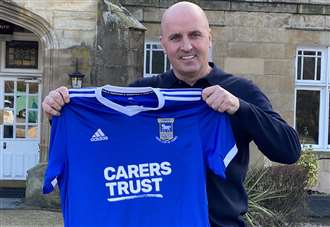 Promotion the aim for new Town boss