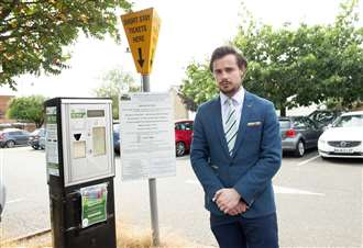 Planned new parking charges in two towns labelled as 'town and health tax' by councillor