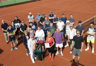 Newmarket's clay courts officially opened