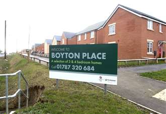 Final planning permission sought for 127 homes