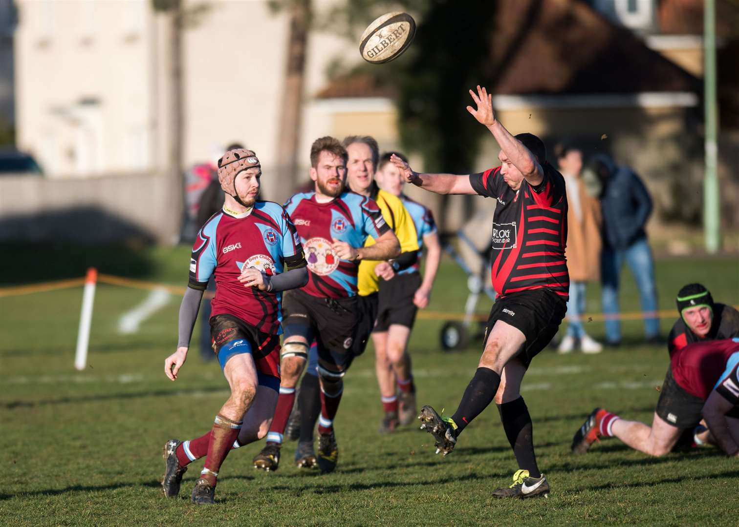 RUGBY: Mildenhall & Red Lodge v Haverhill Picture Mark Westley. (33214624)