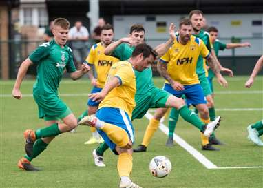 Saturday's local football round-up: Stowmarket Town score