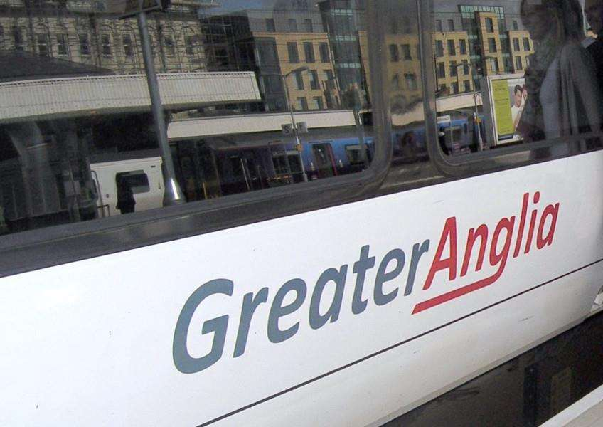 Greater Anglia Trains logo