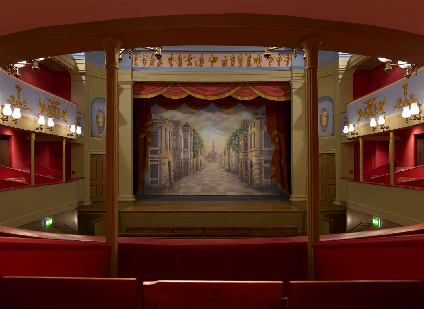 The Theatre Royal, in Bury St Edmunds. (42652479)