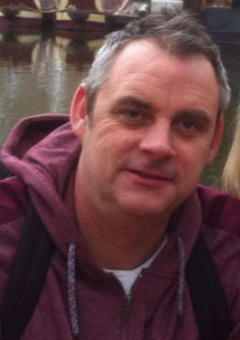 Simon Dobbin, from Mildenhalll, has been left with serious head injuries after being attacked in Southend.