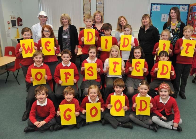 Rattlesden Primary School has received 'Good' on their ofsted report ANL-150121-111440009