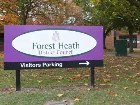 Forest Heath's cabinet made the decision on Tuesday