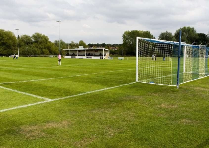 UP FOR GRABS: Entries are open for the Suffolk FA Groundsman of the Year award