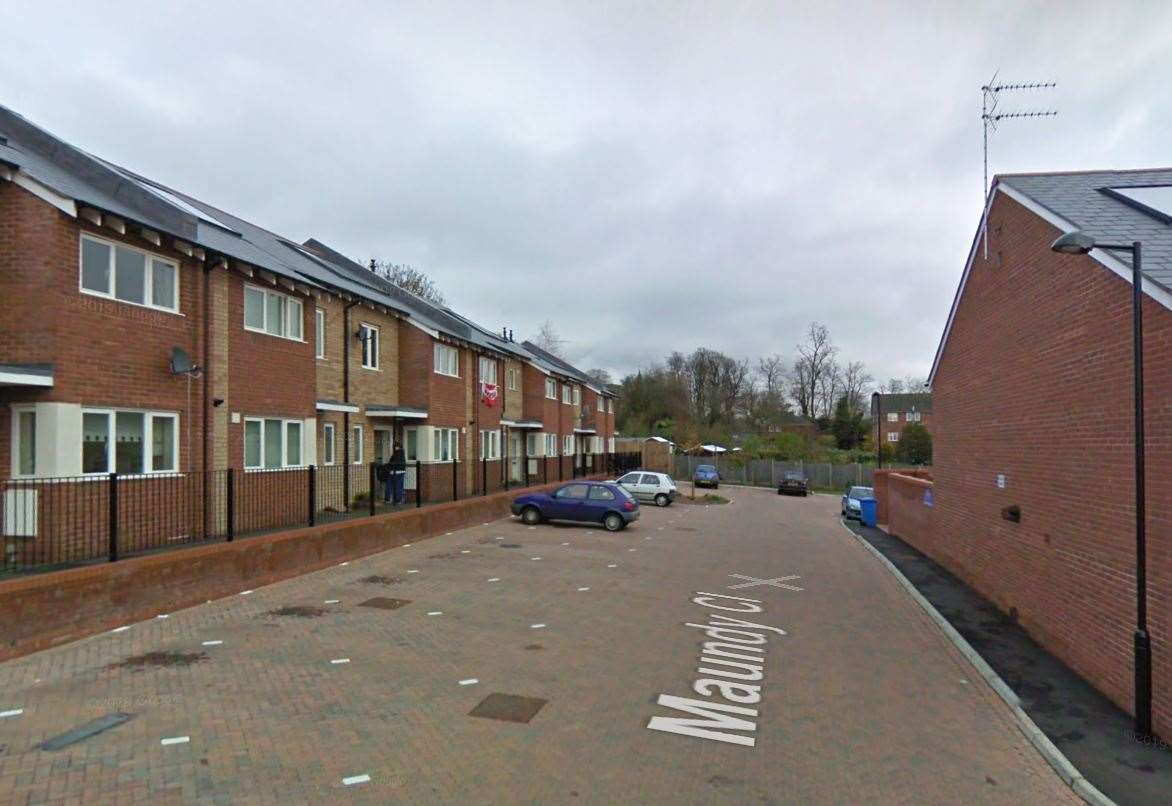 Two arrested after drug search in Bury St Edmunds
