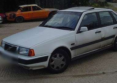 Suffolk police have released these images of Volvo cars in a bid for new information about the disappearance of Luke Durbin in Ipswich in May 2006. Similar vehicles were spotted on CCTV near the spot where Luke was last seen. ANL-150312-165713001