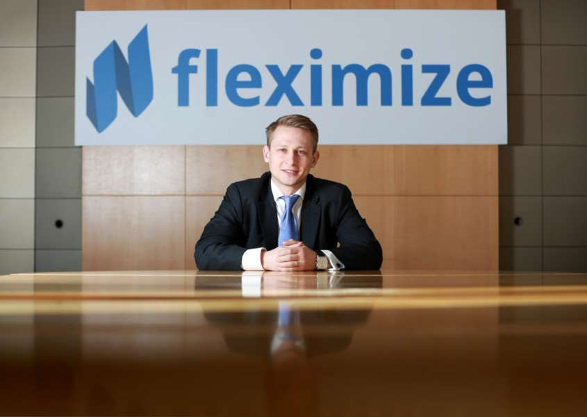 Max Chmyshuk, managing partner at Fleximize.