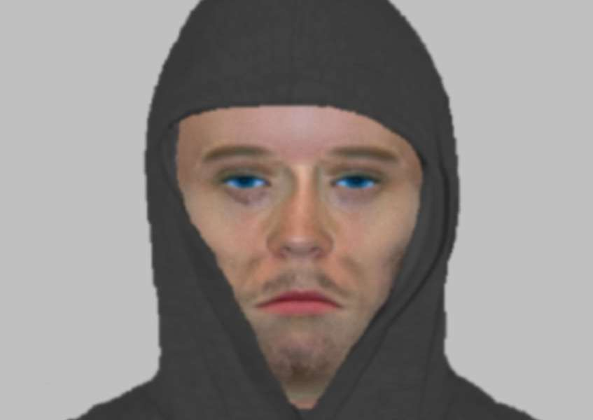 Police want to speak to this man in connection with a robbery in Halstead ANL-150828-121512001