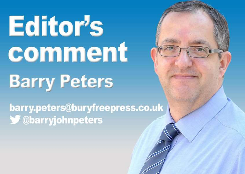 Barry Peters, editor ANL-141113-155212001