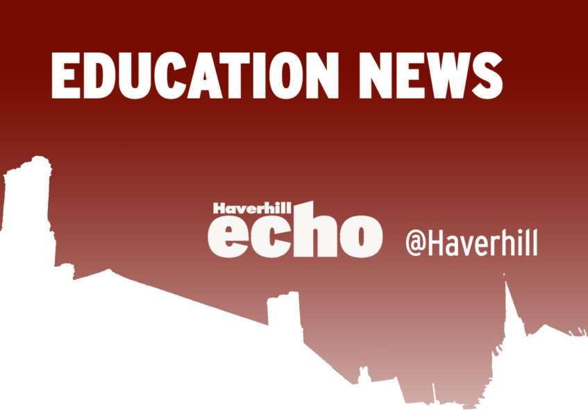 Latest education news from the Haverhill Echo, haverhillecho.co.uk, @haverhill on Twitter