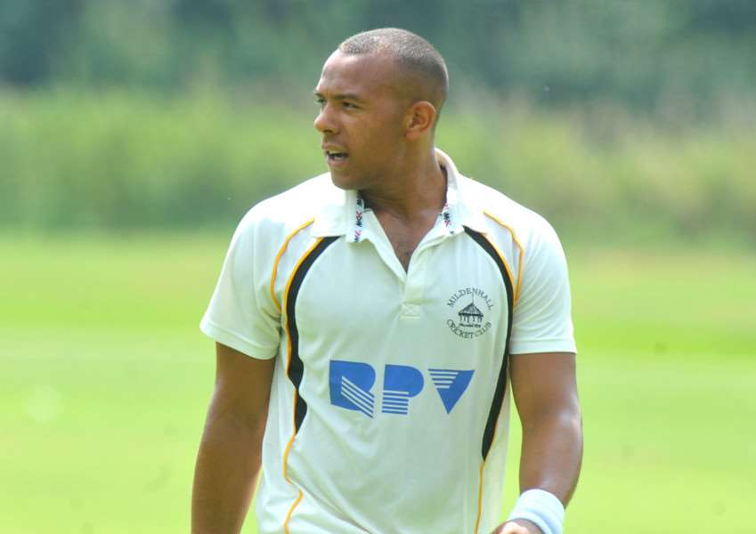 GOING PLACES: The sky is the limit for Tymal Mills, according to Simon Jones