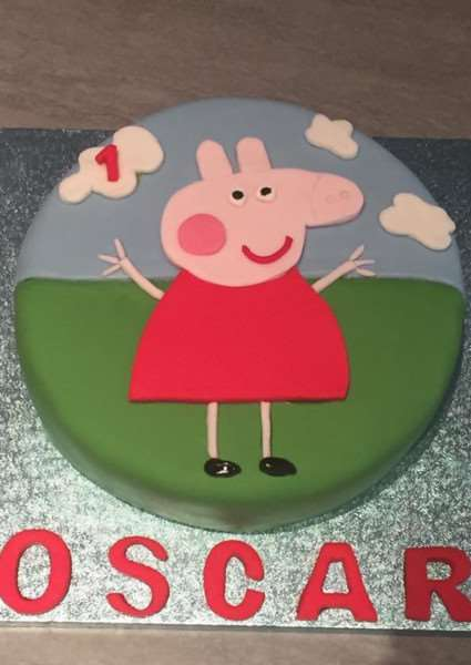 One of Free Cakes For Kids Thetford baker Dionne Tooke's creations ANL-170301-122150001