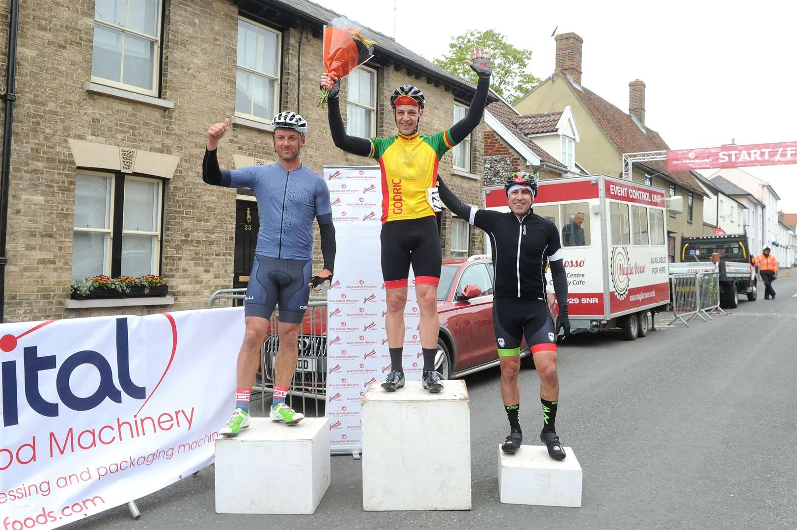 This year's Ixworth Cycle Races was held on Bank Holiday Monday Pictures: Mecha Morton