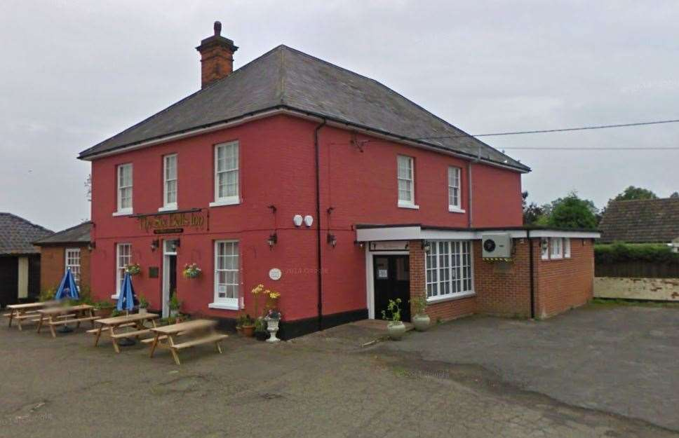 Six Bells is Gislingham's only pub (Google) (8622340)