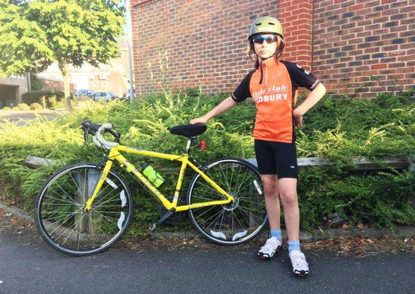 NEW PB: Oscar Keep smashes his Dunwich Dynamo personal best