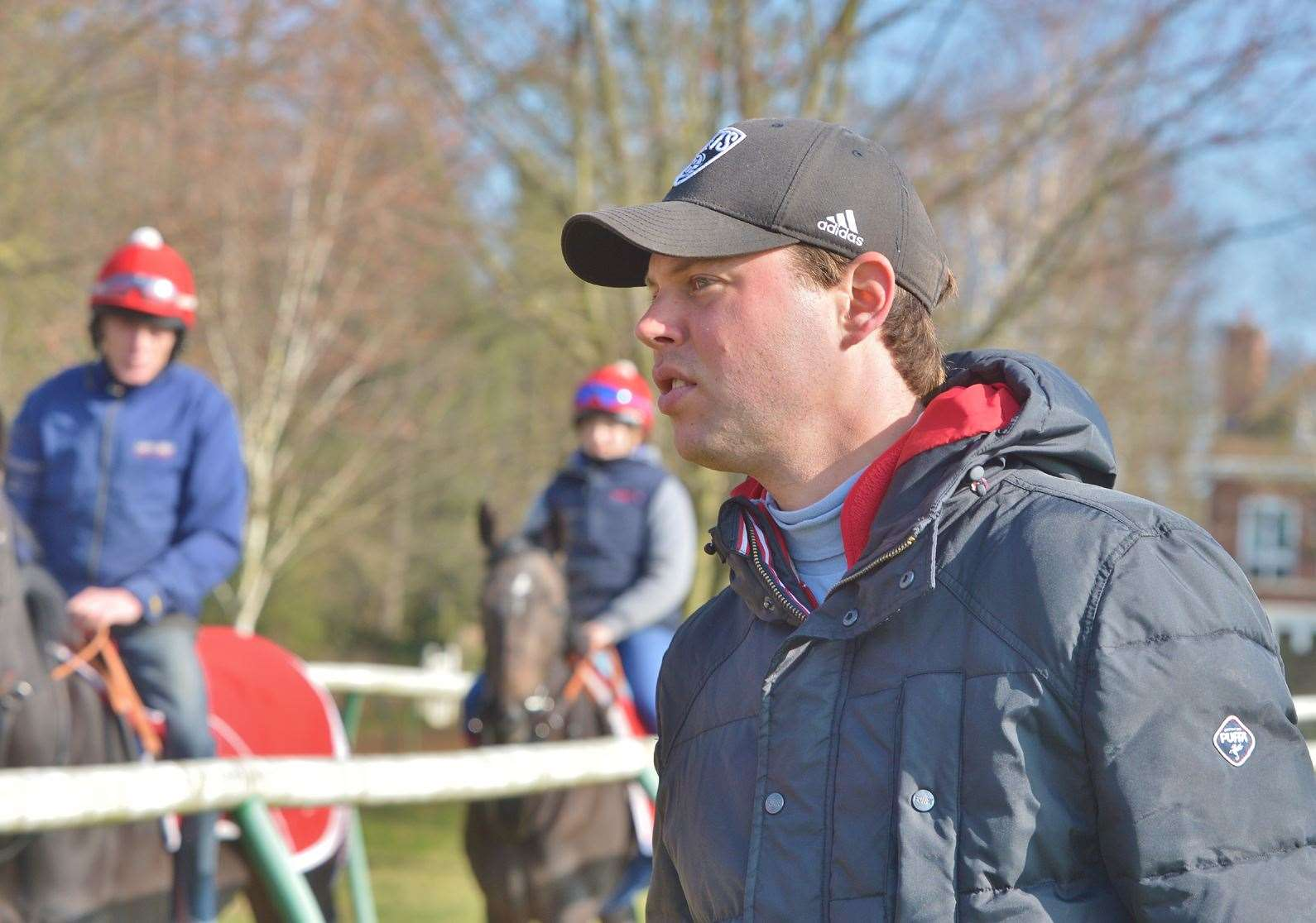 Newmarket-based trainer Charlie Fellowes