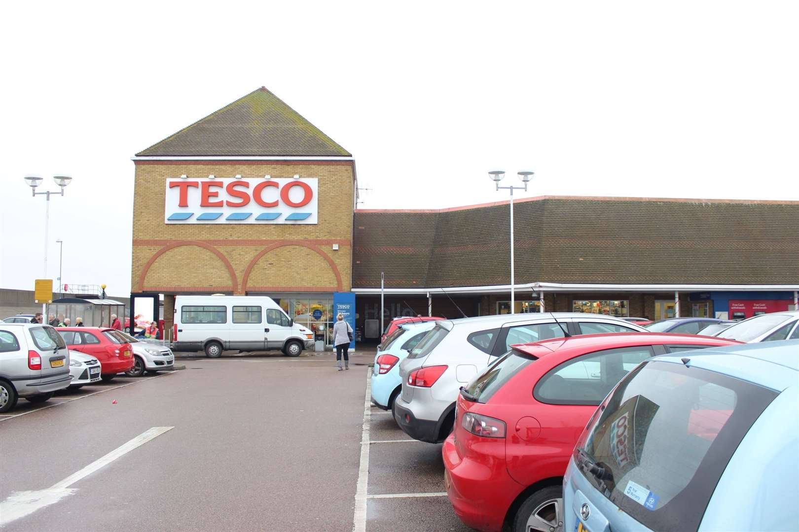 Tesco is among supermarkets recalling products
