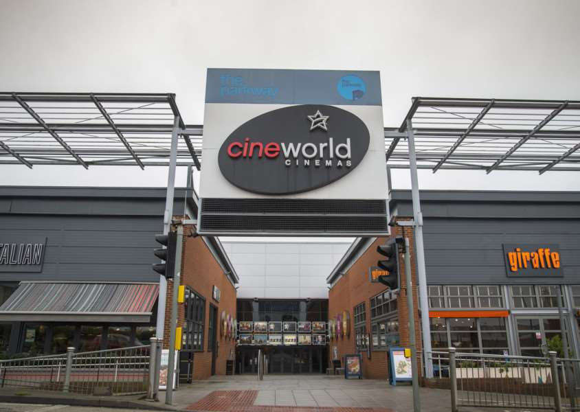 Cineworld in Bury St Edmunds