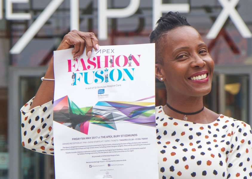 Pam Davis will host the Fashion Fusion event which has raised more than �20,000 since it began in 2011