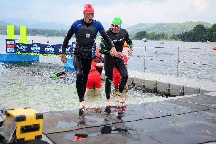 William Wright is preparing to take on a number of swimming challenges for charity.