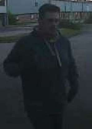 Police want to speak to this man after a vehicle was broken into in Sudbury ANL-150923-100018001