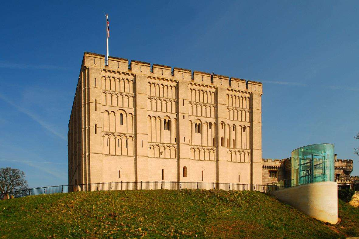 Norwich Castle refurbishment was handled by RG Carter