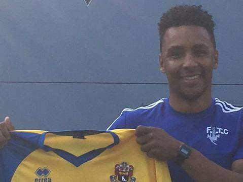 Rhys Henry, 27, also joins AFC Sudbury for the new season