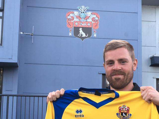Dave Cowley, 29, signs for AFC Sudbury for the 2017/18 season