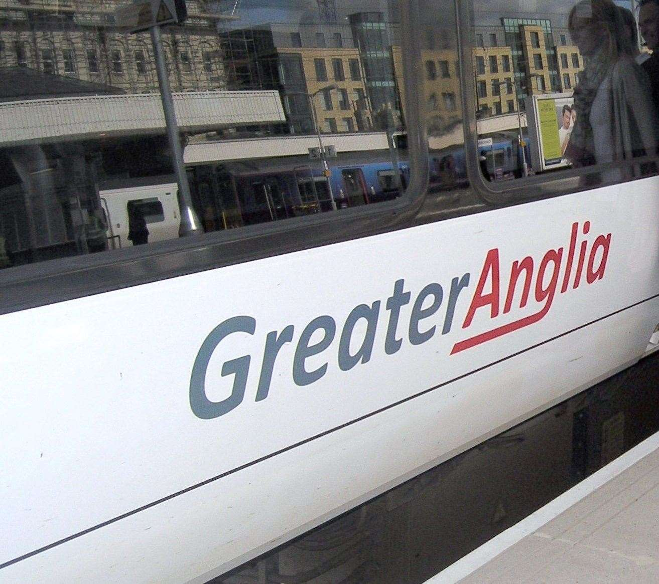 Greater Anglia Trains.
