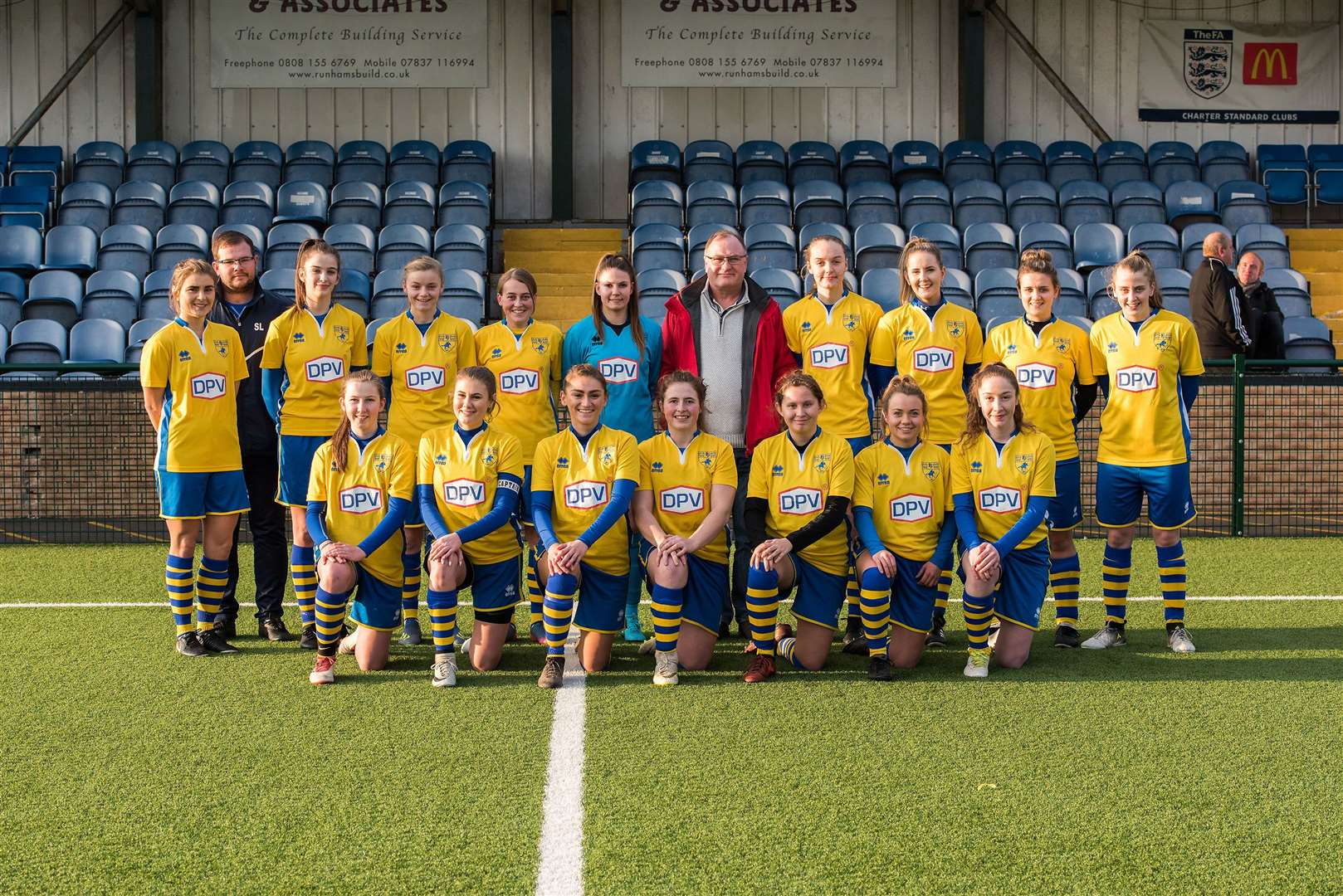 Newmarket Town Ladies