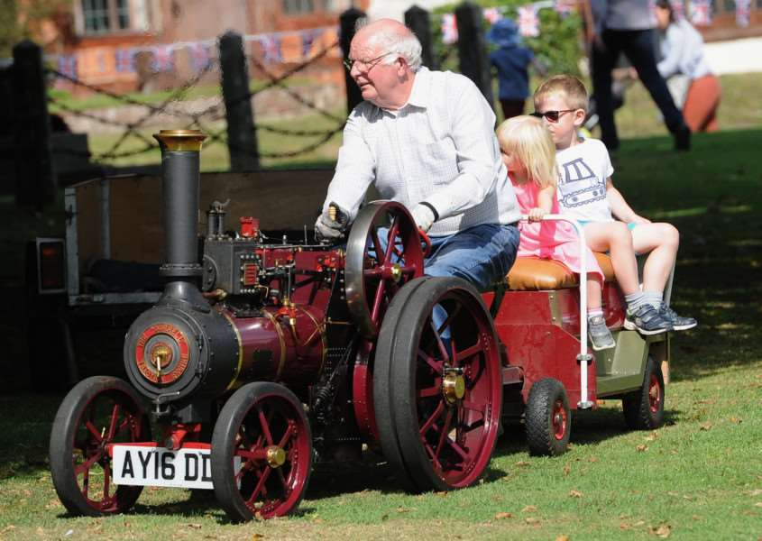 Cavendish Annual Fete and Horticultural Show''''PICTURE: Mecha Morton