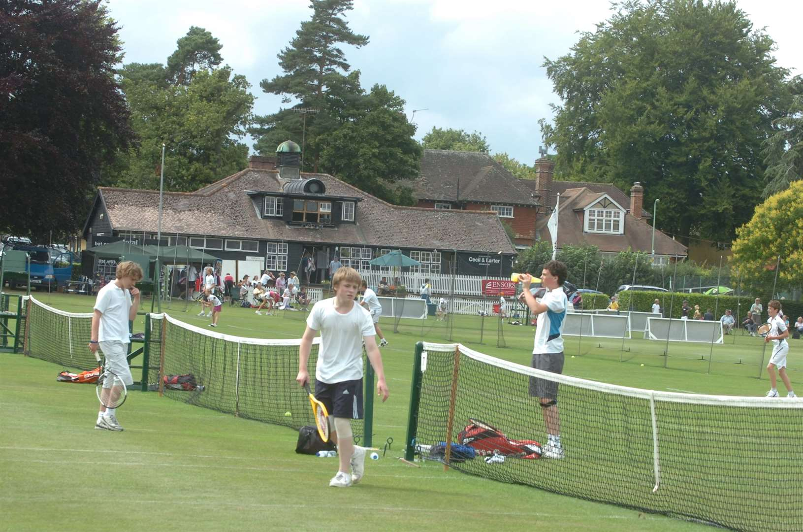 Bury and West Suffolk Tennis Tournament...Pictured -. (36269432)