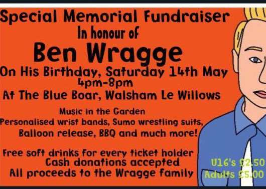 Fund-raiser for Ben Wragge ANL-161005-173531001