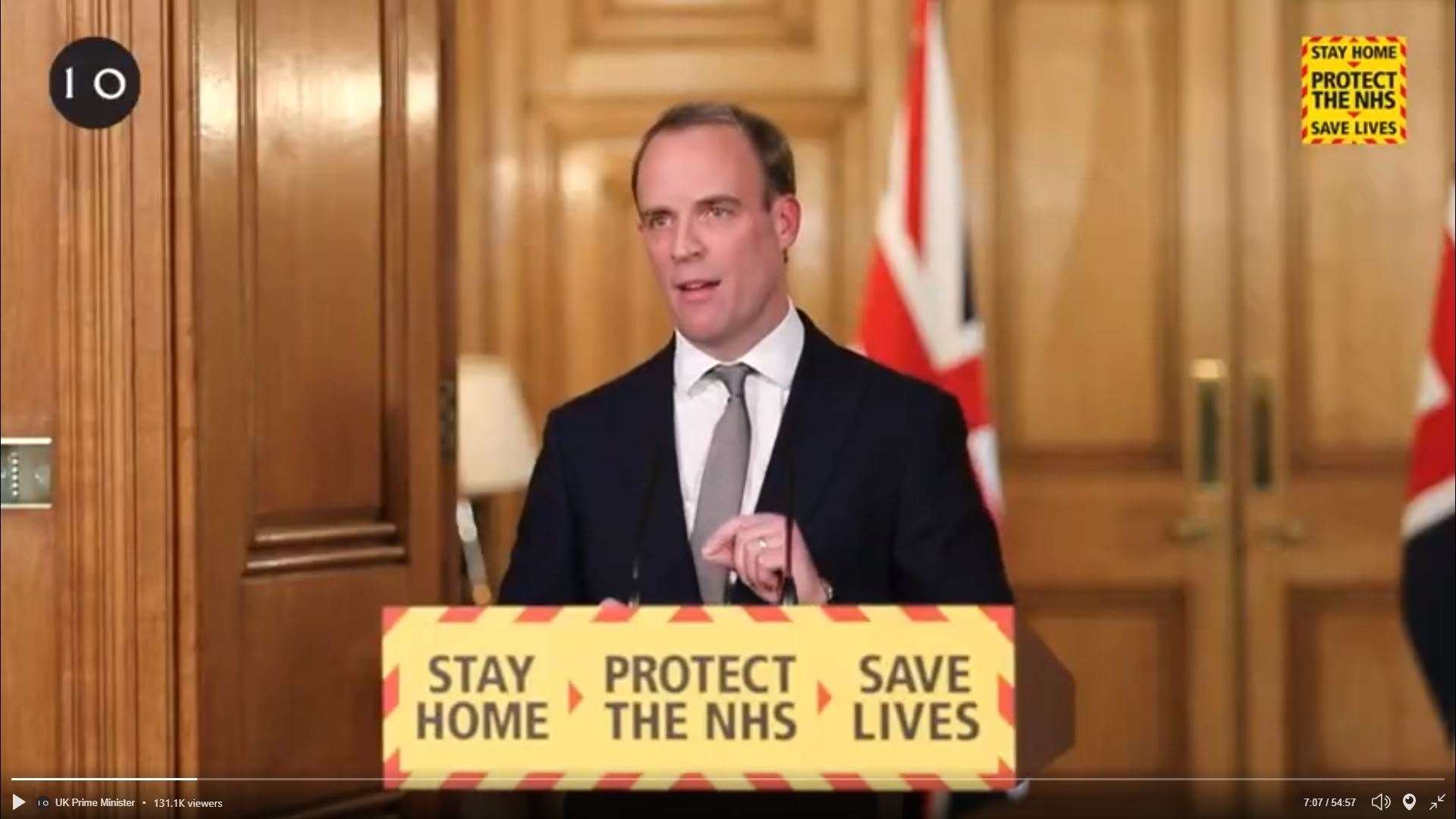 Dominic Raab told The Andrew Marr Show some Covid-19 safeguards would need to remain in place beyond June.
