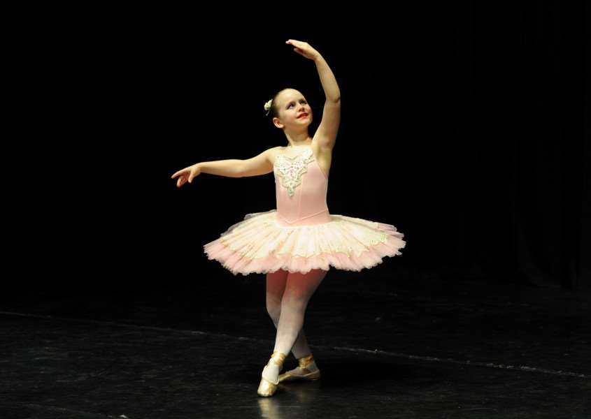 Sudbury Festival of Performing Arts - Festival Concert''Pictured: Kacey Spearman, Classical Ballet Solo