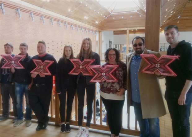 Singers aim to prove they have the X Factor at auditions in
