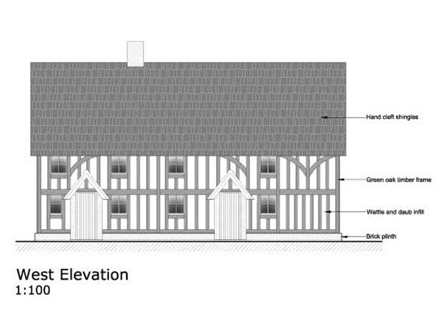 Excitement over planning approval to reinstate Suffolk Long House in ...