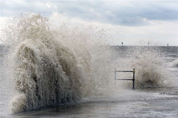 Residents across Suffolk have been warned to expect flooding, with heavy rain due to hit the county throughout the day.
